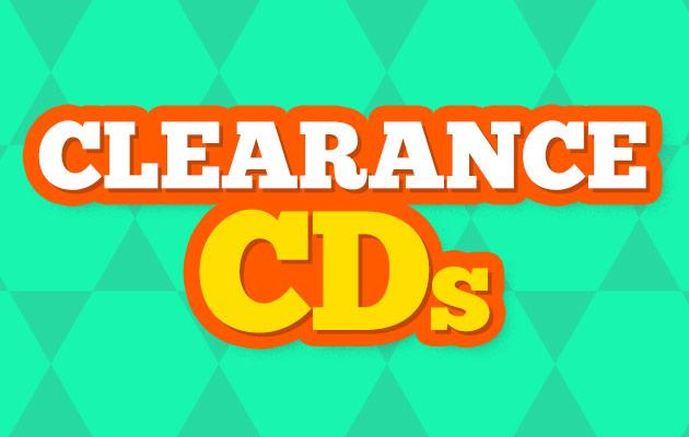 Clearance CDs